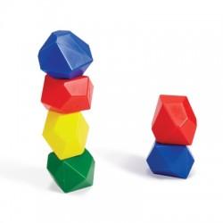 Kolorowe skały