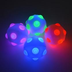 Świecąca piłka kolczatka 6cm