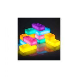 Świecące klocki (cegły)