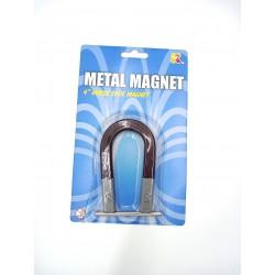 Duża magnesowa podkowa
