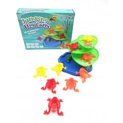 Gra skaczące żabki