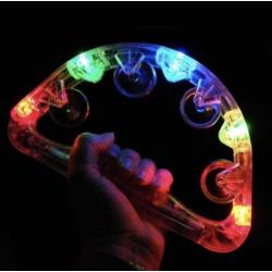 Świecący sensoryczny tamburyn