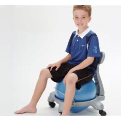 Krzesło z piłką